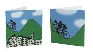Pennine Cyclists_Two Cyclists