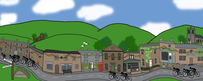 Addingham Tour de France