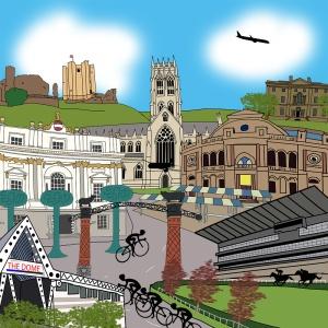 Doncaster Tour de Yorkshire image